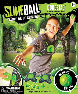 Slimeball Dodgetag-Kidding Around NYC