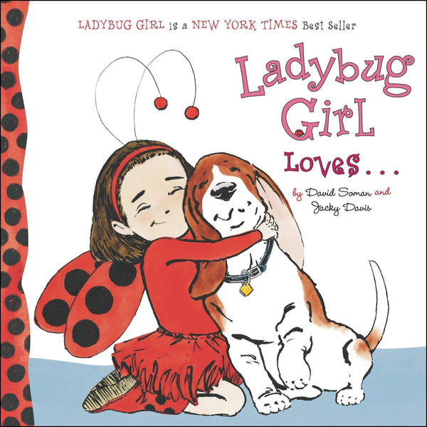 Ladybug Girl Loves...-Kidding Around NYC