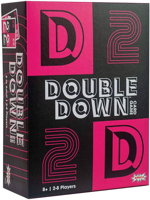 Double Down Card Game-Kidding Around NYC