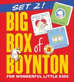 Big Box Of Boynton Set 2 (Board Book Box Set)-Kidding Around NYC