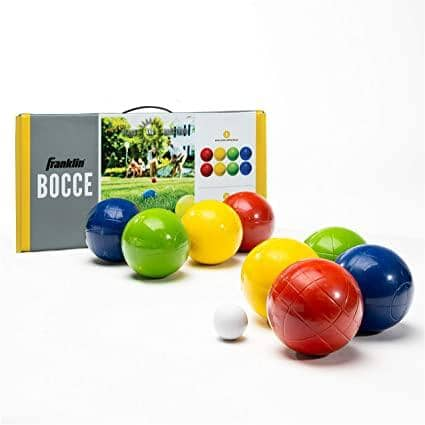 Franklin Sports: Starter Bocce Ball Set