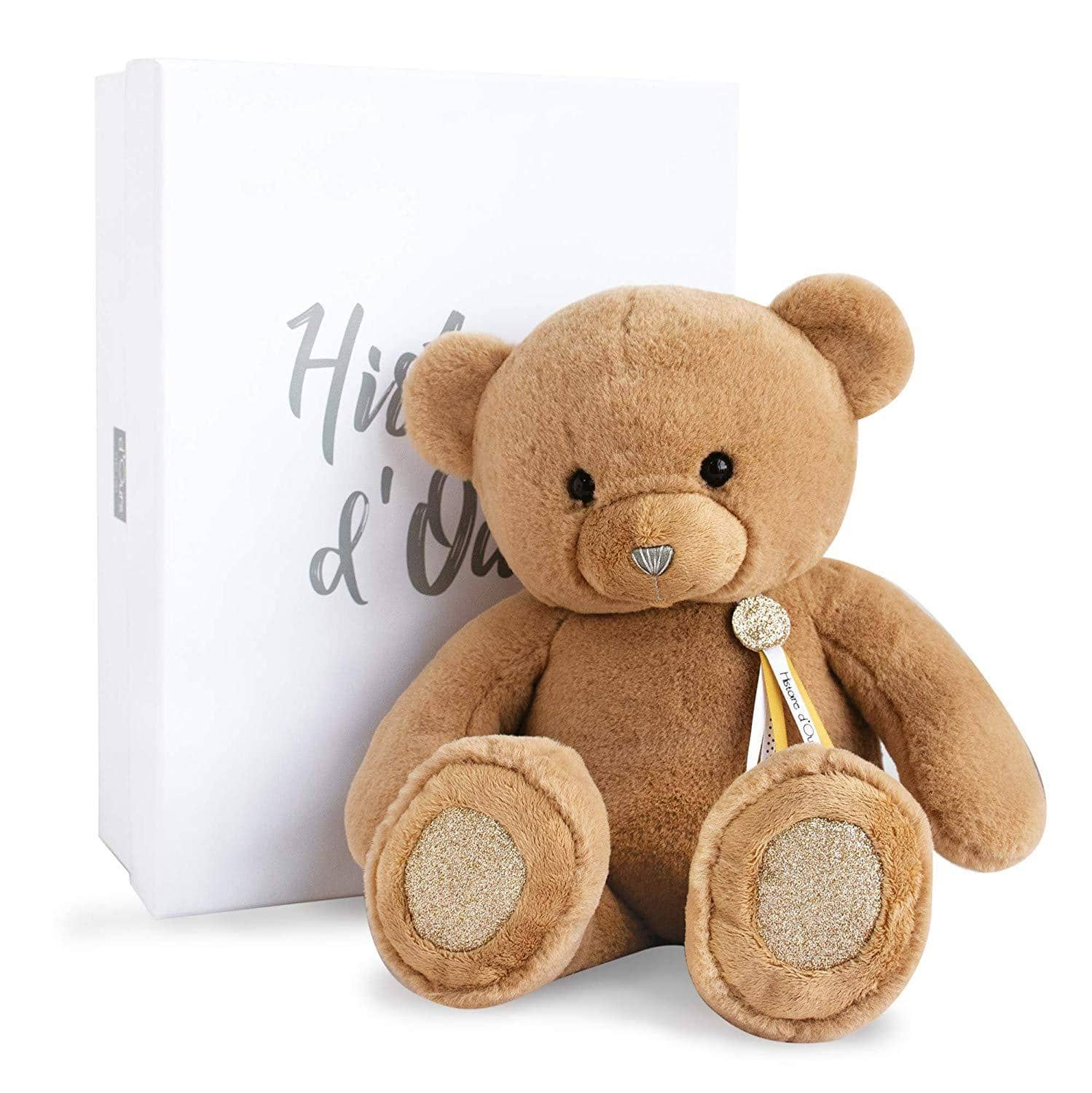 Histoire D'Ours Ho2814 Charms Bear Brown Claire 40 Cm-Kidding Around NYC