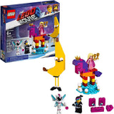 LEGO 70824: LEGO Movie 2: Introducing Queen Watevra Wa'Nabi (115 Pieces)-Kidding Around NYC