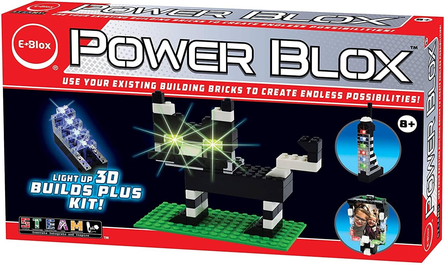 E-Blox Power Blox Plus-Kidding Around NYC