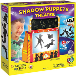 Shadow Puppet Theater-Kidding Around NYC