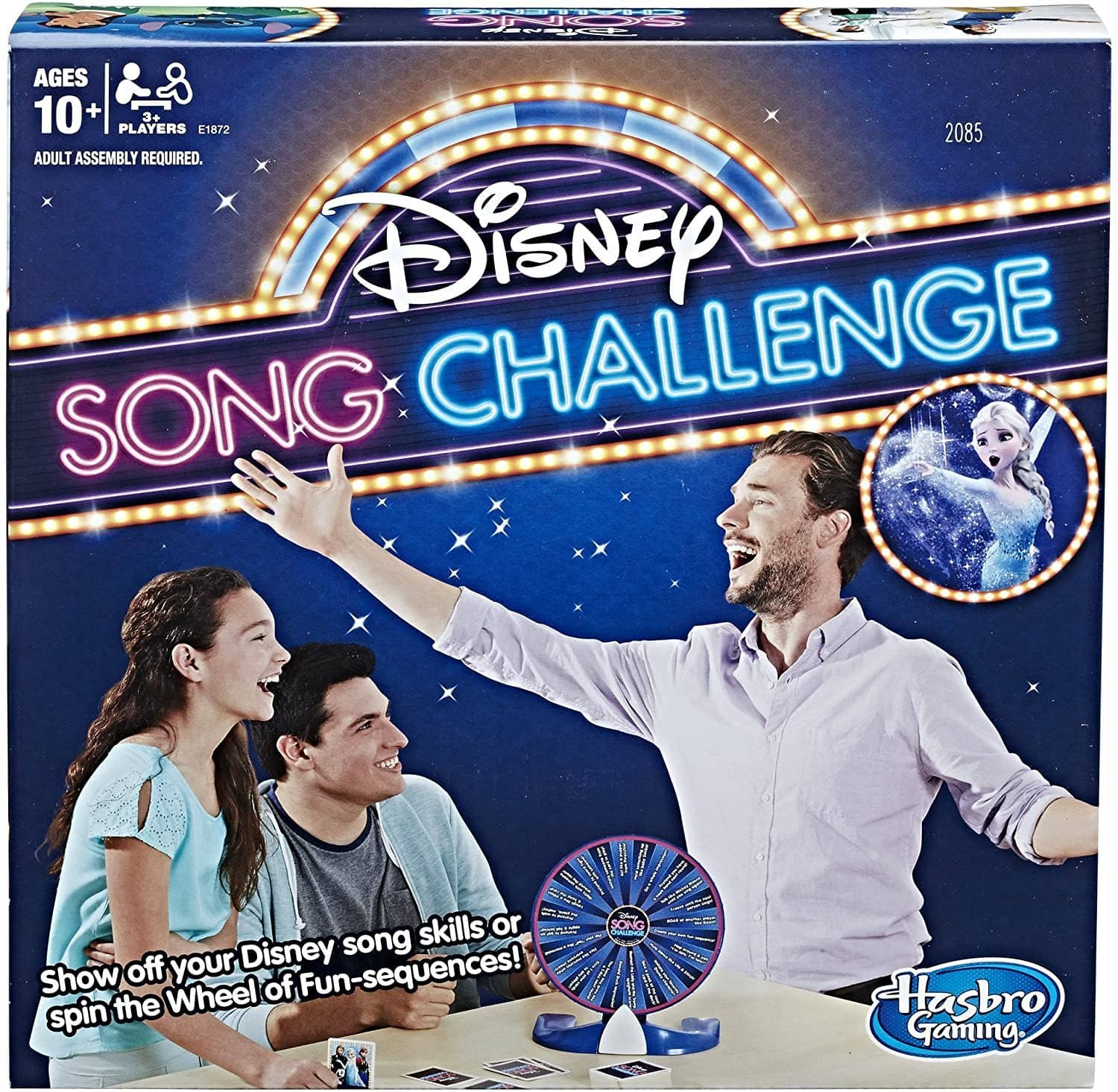 Disney Song Challenge Game-Kidding Around NYC