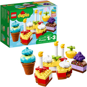 Lego Duplo My First Celebration 10862 Building Blocks (41 Piece)-Kidding Around NYC
