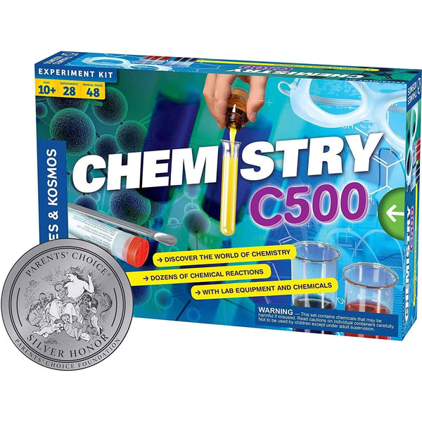 Chemistry C500-Kidding Around NYC