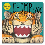 Chomp! Zoo (Board Book)-Kidding Around NYC