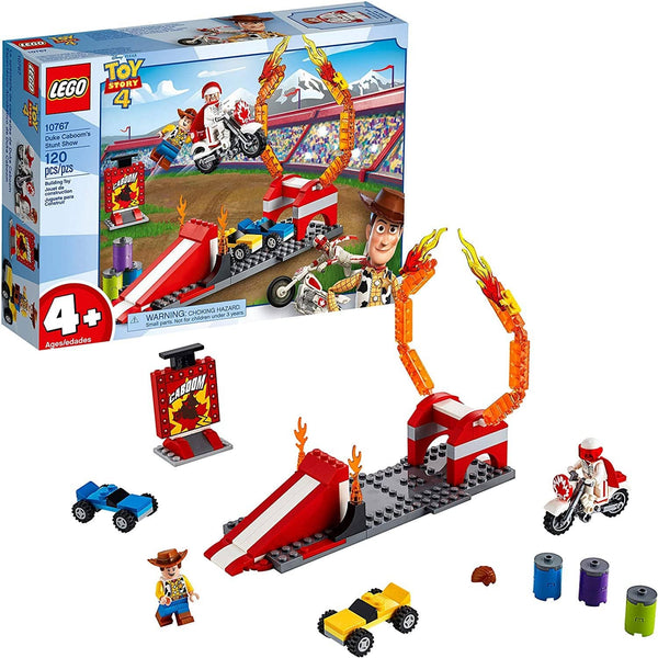 LEGO 10767: Disney: Pixar's Toy Story Duke Caboom's Stunt Show (120 Pieces)-Kidding Around NYC