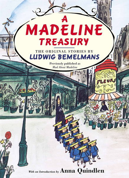 A Madeline Treasury-Kidding Around NYC