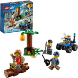 LEGO 60171: City: Mountain Fugitives (88 Piece)-Kidding Around NYC