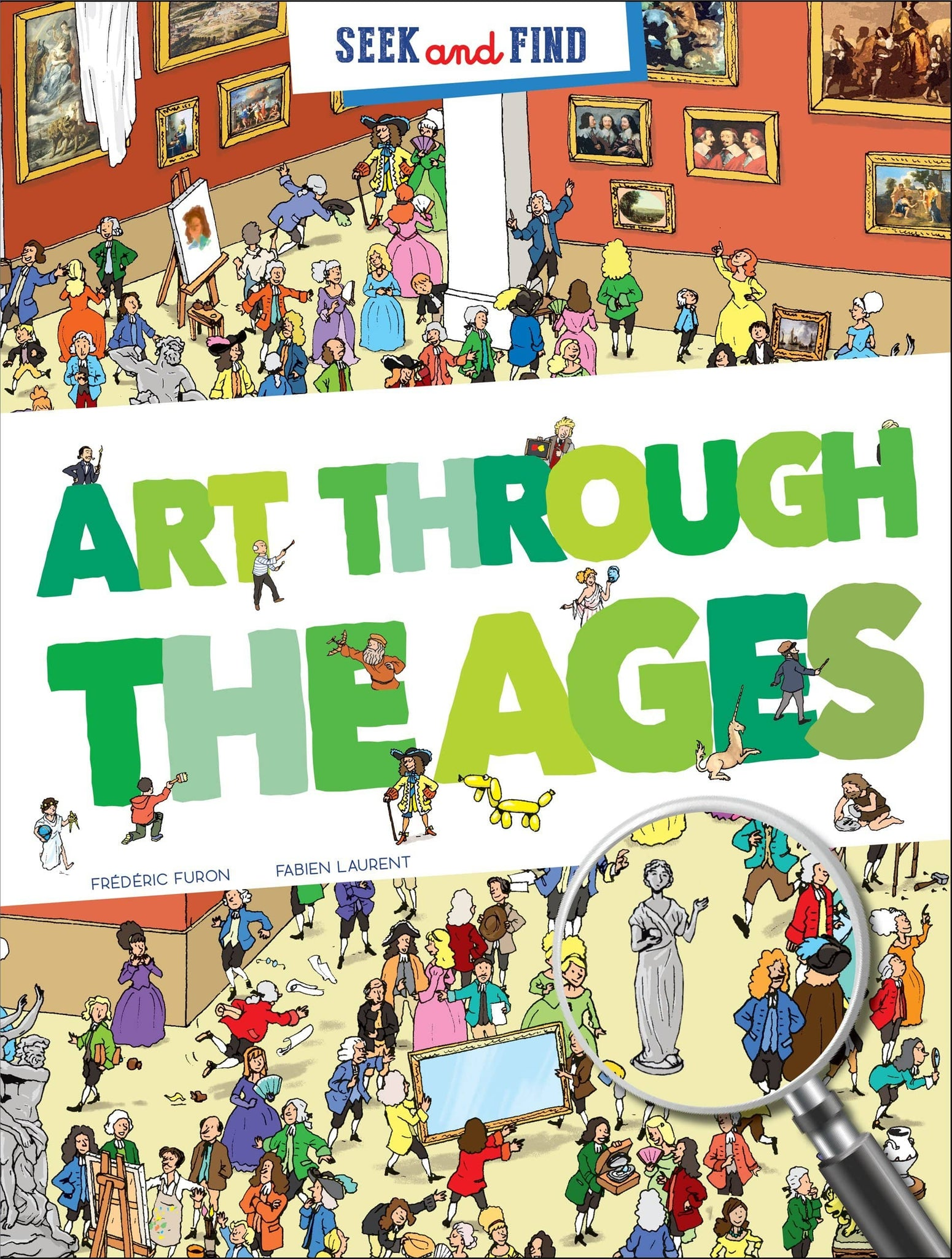 Art Through The Ages-Kidding Around NYC
