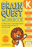 Brain Quest Workbook Kindergarten-Kidding Around NYC