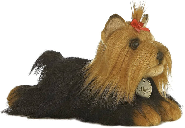 "Yorkshire Terrier 11"" Aurora Miyoni-Kidding Around NYC"