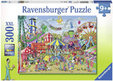 Ravensburger -Fun At The Carnival - 300 Piece Jigsaw Puzzle For Kids – Every Piece Is Unique, Pieces Fit Together Perfectly