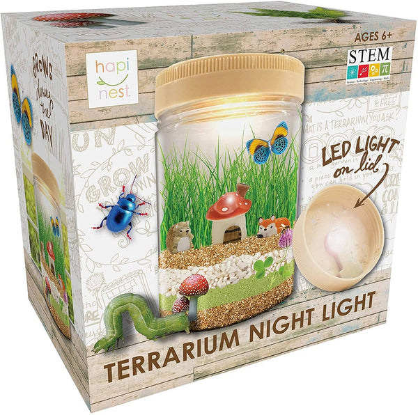 Terrarium Night Light-Kidding Around NYC