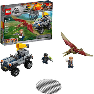 LEGO 75926: Jurassic World: Pteranodon Chase (126 Pieces)-Kidding Around NYC
