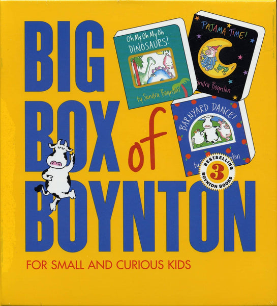 Big Box Of Boynton (Board Book Box Set)