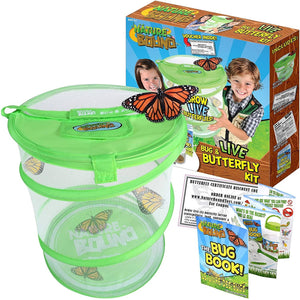 Butterfly Growing Kit-Kidding Around NYC