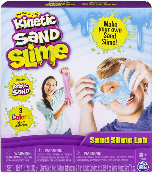 Kinetic Slime Lab