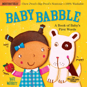 Baby Babble Indestructables-Kidding Around NYC