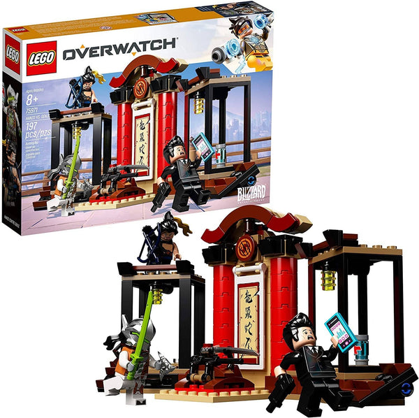 LEGO 75971: Overwatch: Hanzo vs. Genji (197 Pieces)-Kidding Around NYC