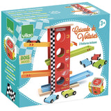 Vilac Race Cars Cascading Tower