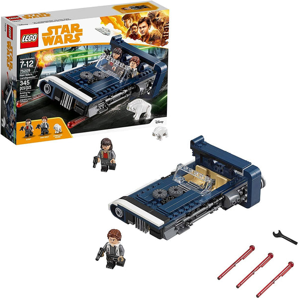 LEGO 75209: Star Wars: Han Solo's Landspeeder (345 Piece)-Kidding Around NYC