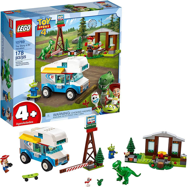 LEGO 10769: Disney: Toy Story 4: RV Vacation-Kidding Around NYC