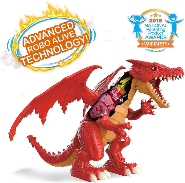 Dragon Robo Alive Red