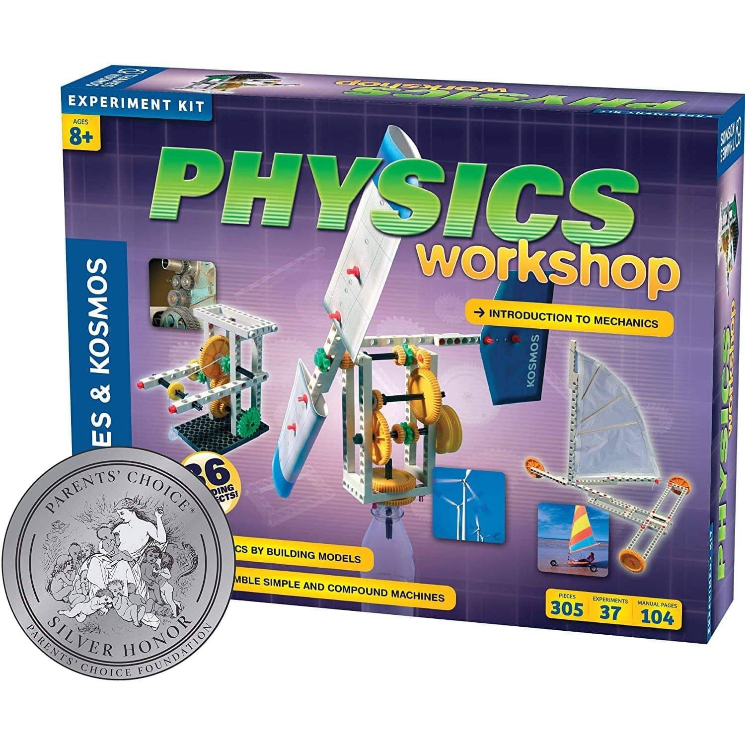 Physics Workshop-Kidding Around NYC