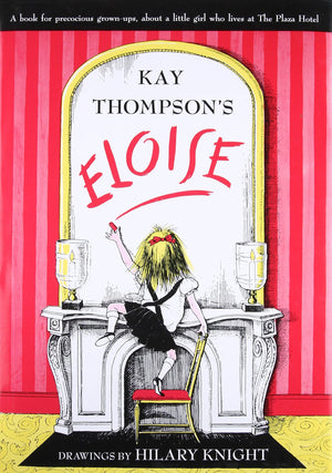Eloise (Hardcover)-Kidding Around NYC