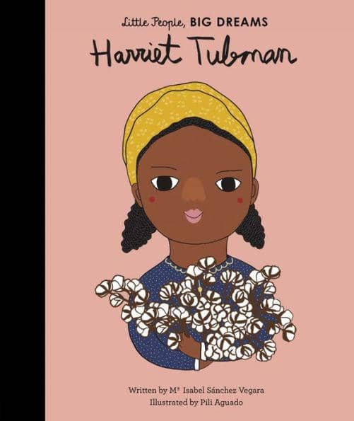 Harriet Tubman (Hardcover)-Kidding Around NYC