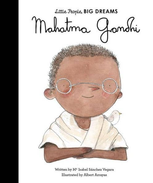 Mahatma Gandhi (Hardcover)-Kidding Around NYC