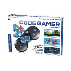 Code Gamer-Kidding Around NYC
