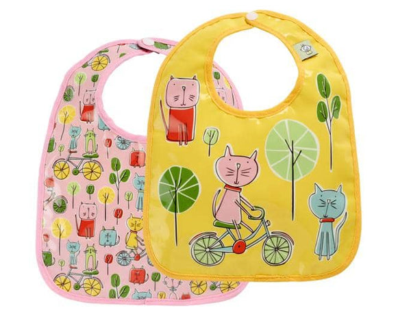 Mini Bib Set Go Kitty Go