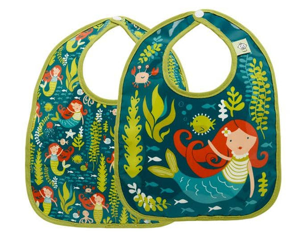 Mini Bib Set Isla Mermaid