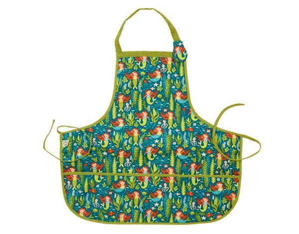Kiddie Apron Isla Mermaid