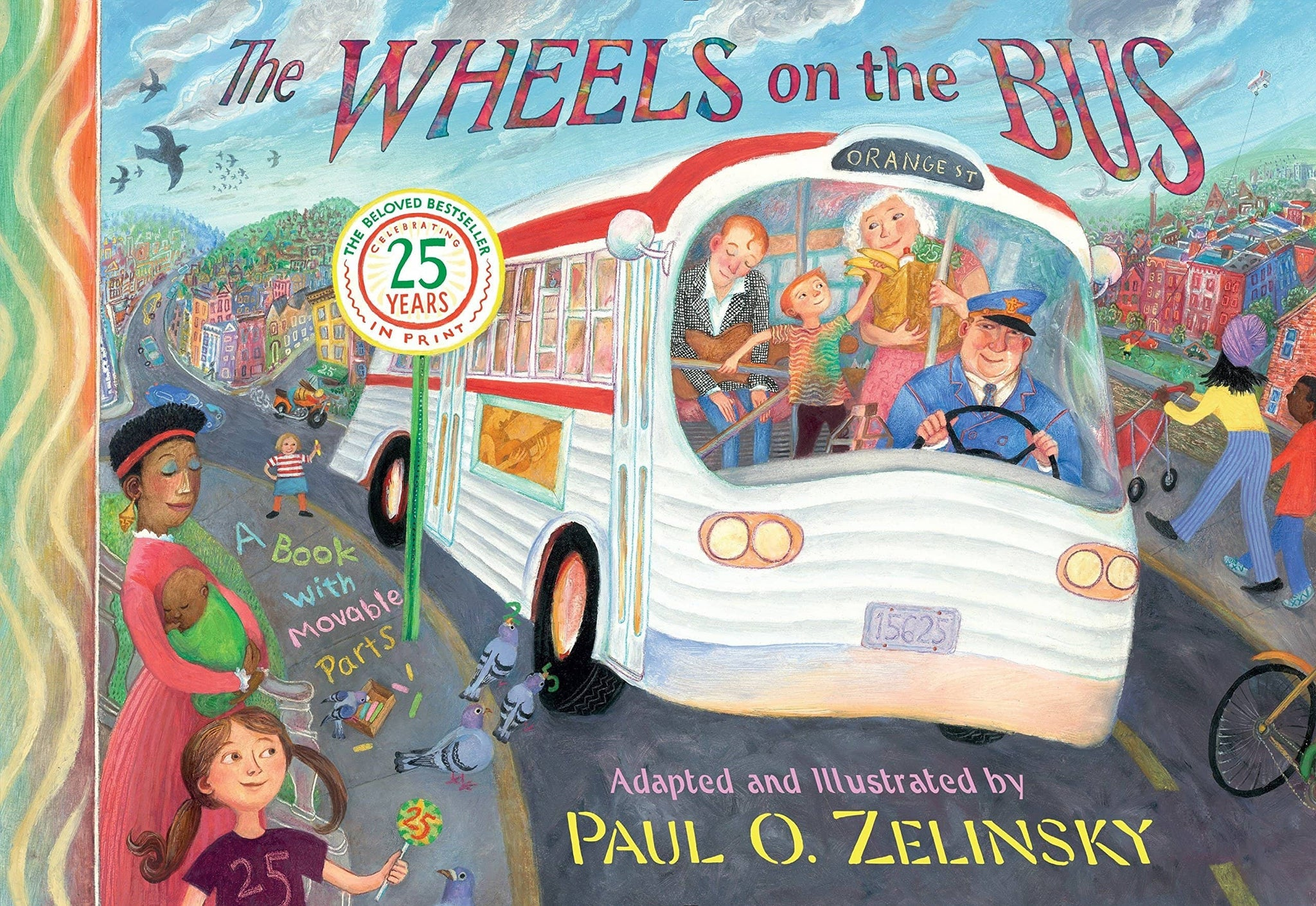 The Wheels On The Bus-Kidding Around NYC