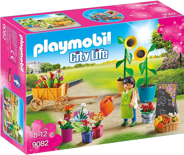 PLAYMOBIL Florist  Building Set