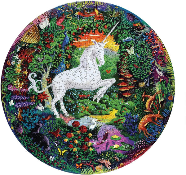 Unicorn Garden 500Pc Puzzle