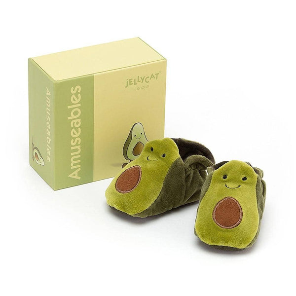 AVOCADO BOOTIES AMUSEABLES
