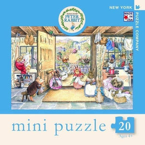 General Store Mini Puzzle-Kidding Around NYC