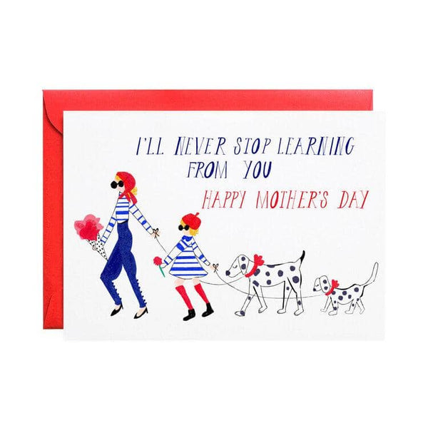 Mother's Day Card-Kidding Around NYC