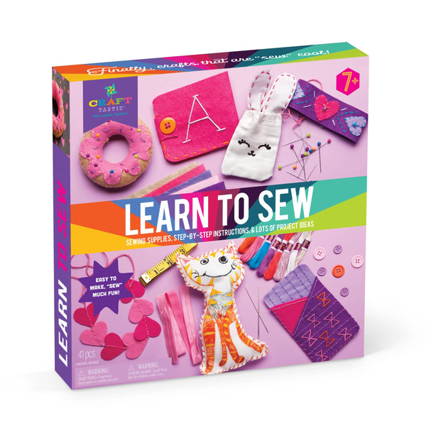 Learn To Sew Kit-Kidding Around NYC