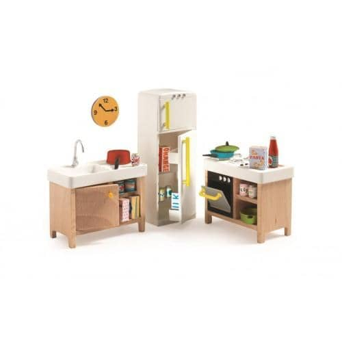 Dollhouse Kitchen Set-Kidding Around NYC