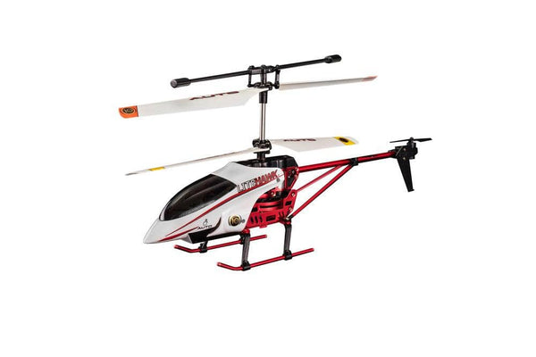 XL Auto RC Helicopter 10th Anniversary LiteHawk