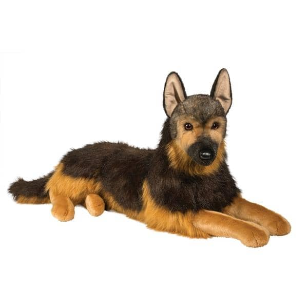 Major German Sheperd