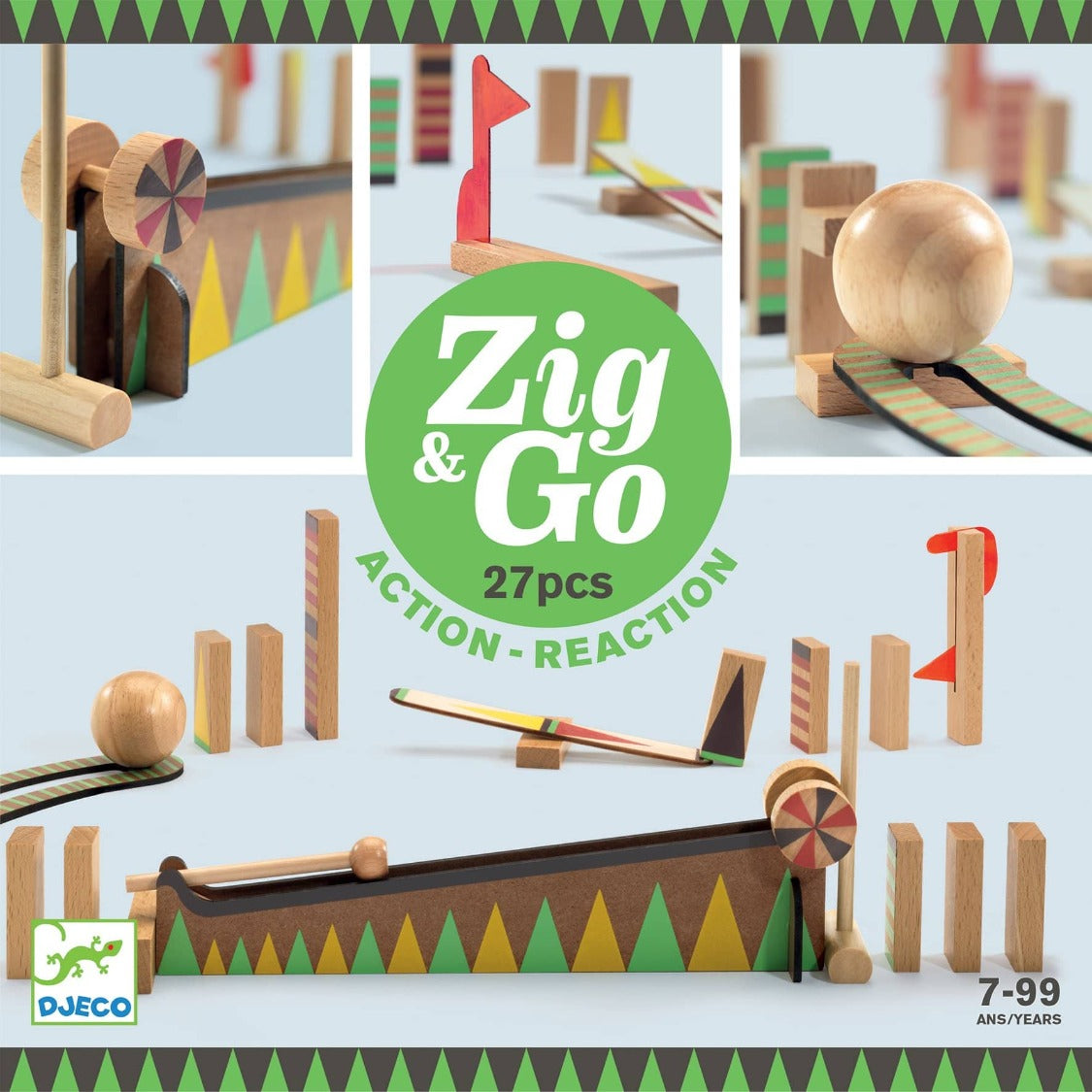 Zig & Go 27 Pieces